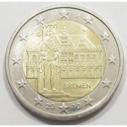 2 euro 2010 D - State of Bremen