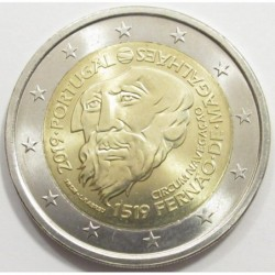 2 euro 2019 - 500th anniversary of Magellan circumnavigation