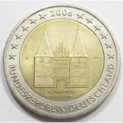 2 euro 2006 D - Schleswig-Holstein