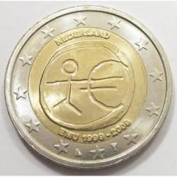 2 euro 2009 - 10th anniversary of the European Monetary Union