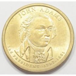 1 dollar 2007 - John Adams
