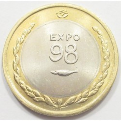 200 escudos 1998 - year of the oceans - Expo '98
