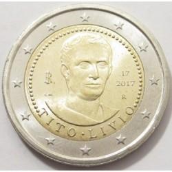 2 euro 2017 - bimillenary of the death of Titus Livius