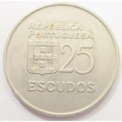25 escudos 1981