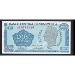 2 bolivares 1989