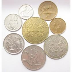 Complet South Africa set 1977-1988