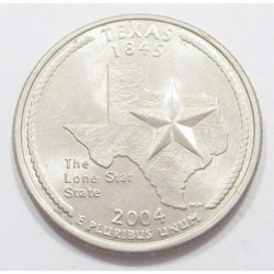 quarter dollar 2004 D - Texas