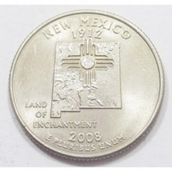 quarter dollar 2008 D - New Mexico