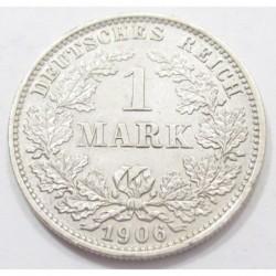 1 mark 1906 E