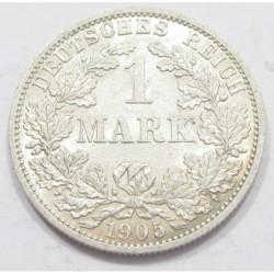 1 mark 1905 A