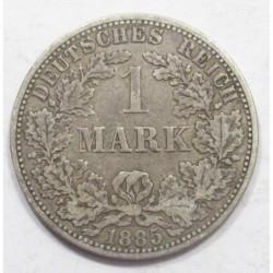 1 mark 1885 A