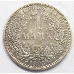 1 mark 1893 A