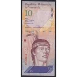 10 bolivares 2011