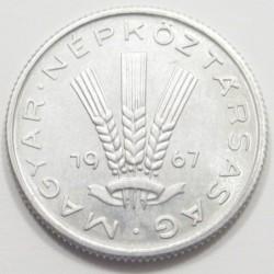 20 fillér 1967