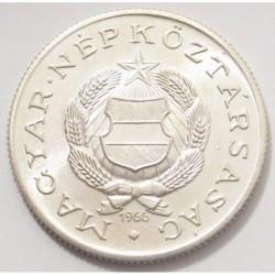 1 forint 1966 - Kabinet restrike