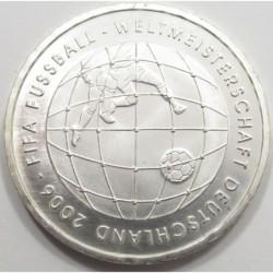10 euro 2005 - FIFA Football World Cup