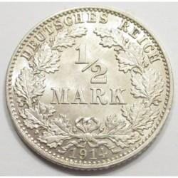 1/2 mark 1914 J