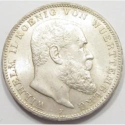 3 mark 1912 F - Prussia