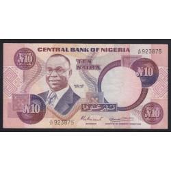 10 naira 1979