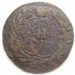 2 kopeks 1763 MM