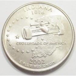 quarter dollar 2002 P