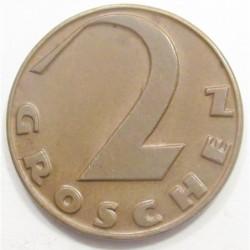 2 groschen 1927