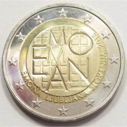 2 euro 2015 - EMONA - Ljubljana