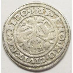 3 kreuzer 1555 - Kempten