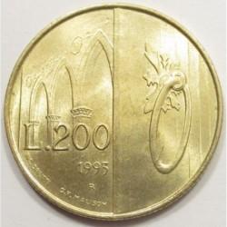 200 lire 1993
