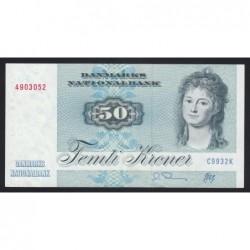 50 kroner 1990