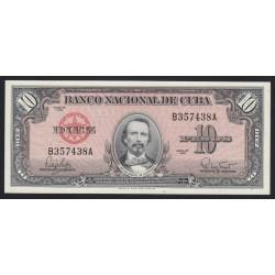 10 pesos 1960