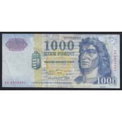 1000 forint 1998 DB
