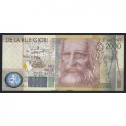 Le Mont 2000 - DE LA RUE GIORI - DA VINCI