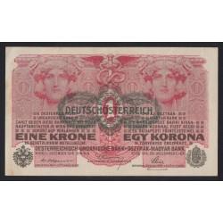 1 kronen/korona 1919