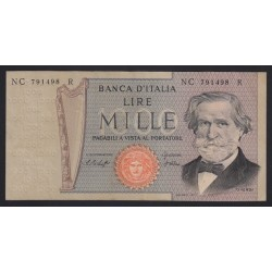 1000 lire 1977