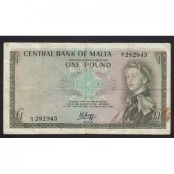 1 pound 1969