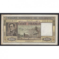 100 francs 1945