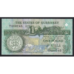 1 pound 1991 - LOW SERIAL