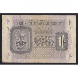 1 shilling 1943 - British Armed Forces