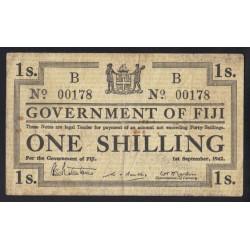 1 shilling 1942