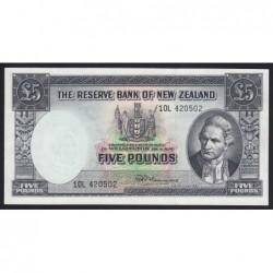 5 pounds 1967