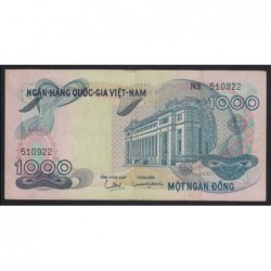 1000 dong 1971