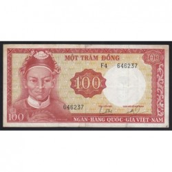 100 dong 1966