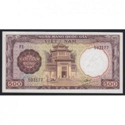 500 dong 1964