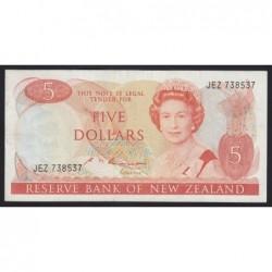 5 dollars 1985