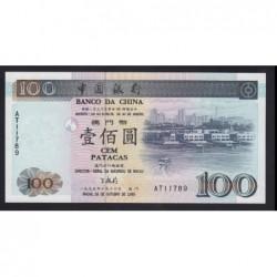 100 patacas 1995