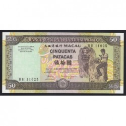 50 patacas 1999