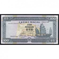 100 patacas 2003