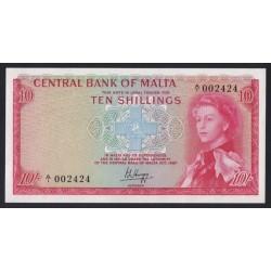 10 shillings 1968