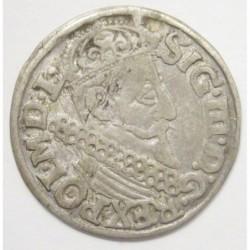 Sigismund III. 3 groschen 1623 Kraków